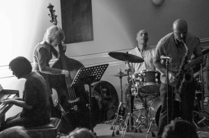 February's jazz night
