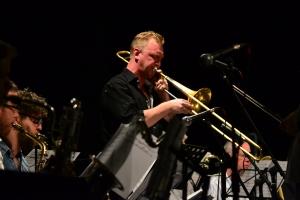Gareth Lockrane Big Band