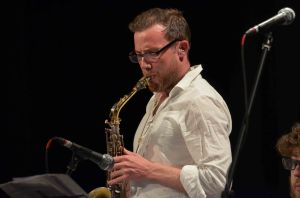 Gareth Lockrane Big Band