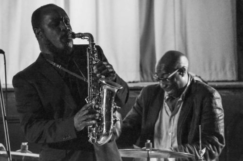 Tony Kofi at Fleet Jazz Club