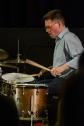 Matt Skelton performing at Fleet Jazz Club.