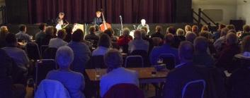 Derek Nash Acoustic Quartet @ Fleet Jazz Quartet on 19/4/16