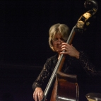 Marianne Windham performing at Fleet Jazz (Nov 16). Image courtesy of David Fiher (Aldershot, Farnham & Fleet Camera Club).