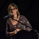 Andrea Vicari performing at Fleet Jazz (Nov 16). Image courtesy of David Fisher (Aldershot, Farnham & Fleet Camera Club).