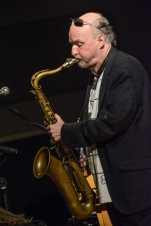 Mornington Lockett performing at Fleet Jazz (Nov 16). Image courtesy of David Fisher (Aldershot, Farnham & Fleet Camera Club).