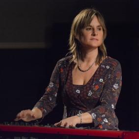 Andrea Vicari at Fleet Jazz (Nov 16). Image courtesy of David Fisher (Aldershot, Farnham & Fleet Camera Club).