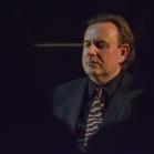 Mark Shaw at Fleet Jazz on 21st February 2017. Photograph courtesy of David Fisher (Aldershot, Farnham & Fleet Camera Club)