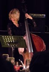 Marianne Windham at Fleet Jazz on 21st March 2017. Photograph courtesy of Michael Carrington (Aldershot, Farnham & Fleet Camera Club)