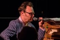 Gareth Williams at Fleet Jazz on 18th April 2017