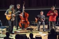 "John Etheridge ""Sweet Chorus"" performed at Fleet Jazz Club on 17th October 2017."