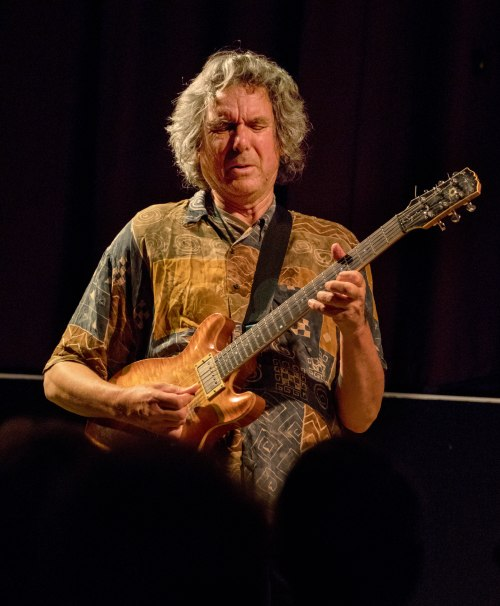 John Etheridge at Fleet Jazz Club