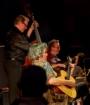 "John Etheridge ""Sweet Chorus"" performing at Fleet Jazz Club on 17th October 2017. John Etheridge – Guitar Christian Garrick - Violin Dave Kelbie- Guitar Andy Crowdy – Bass. Photograph courtesy of Michael Carrington from the Aldershot, Farnham & Fleet Camera Club."