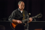 Mark Ridout performing at Fleet Jazz Club. Photograph courtesy of David Fisher (Aldershot, Farnham and Fleet Camera Club)