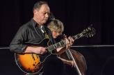 Mark Ridout performing at Fleet Jazz Club. Photograph courtesy of David Fisher (Aldershot, Farnham and Fleet Camera Club)