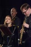 the Ridouts at Fleet Jazz Club on 15 Nov 2017. Photograph courtesy of David Fisher (Aldershot, Farnham and Fleet Camera Club)