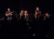 The Ridouts at Fleet Jazz Club on 15 Nov 2017. Photograph courtesy of Michael Carrington (Aldershot, Farnham & Fleet Camera Club)