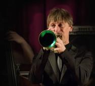 Paul Higgs performing at Fleet Jazz Club on 20th February 2018. Photograph courtesy of Michael Carrington from the Aldershot, Farnham & Fleet Camera Club.