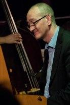 Graham Harvey performing at Fleet Jazz Club on 20th March 2018. Photograph courtesy of Michael Carrington from the Aldershot, Farnham & Fleet Camera Club