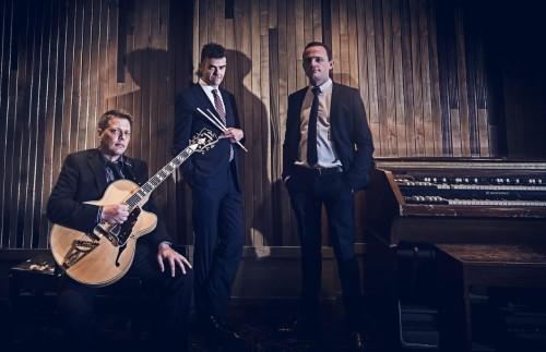 Nigel Price Organ trio
