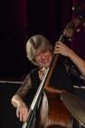 Marianne Windham at Fleet Jazz on 15th Jan 2019 performing with the Tony Kofi Quintet. Image courtesy of David Fisher (Aldershot, Farnham & Fleet Camera Club).