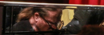 Craig Milverton performing at Fleet Jazz Club on 21th May 2019. Photograph courtesy of Rober Rowley (Aldershot, Farnham and Fleet Camera Club).