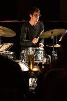 Lloyd Haines performing with Brandon Allen at Fleet Jazz Club on 18th June 2019. Photograph courtesy of Michael Bacon (Aldershot, Farnham and Fleet Camera Club)