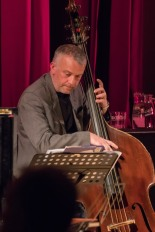 Arnie Somogyi performing with Brandon Allen at Fleet Jazz Club on 18th June 2019. Photograph courtesy of Michael Carrington (Aldershot, Farnham and Fleet Camera Club)