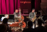 The Brandon Allen Quartet perfoming at Fleet Jazz Club on 18th June 2019. Photograph courtesy of Michael Carrington (Aldershot, Farnham and Fleet Camera Club)